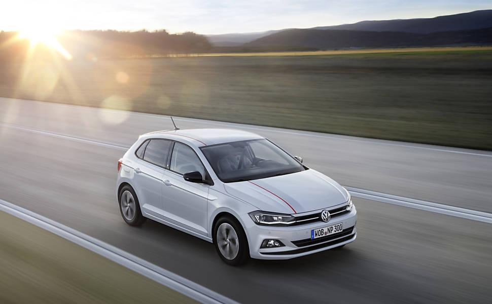 Volkswagen Polo - A nova geração e os modelos antigos do compacto VW