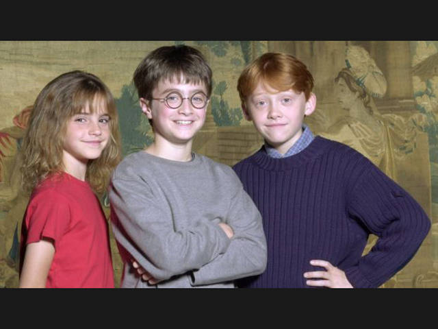 O fenômeno Harry Potter