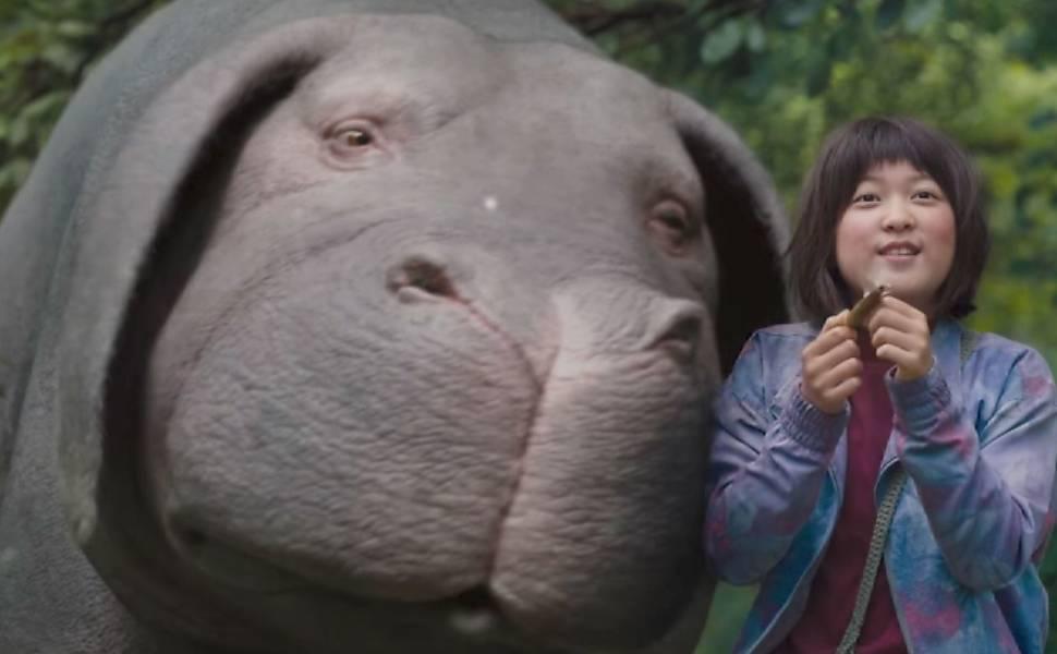 Filme 'Okja' da Netflix