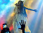 Ariana Grande faz show no Rio de Janeiro