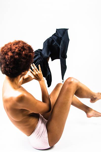 Encontro de Mulheres Negras na Dança