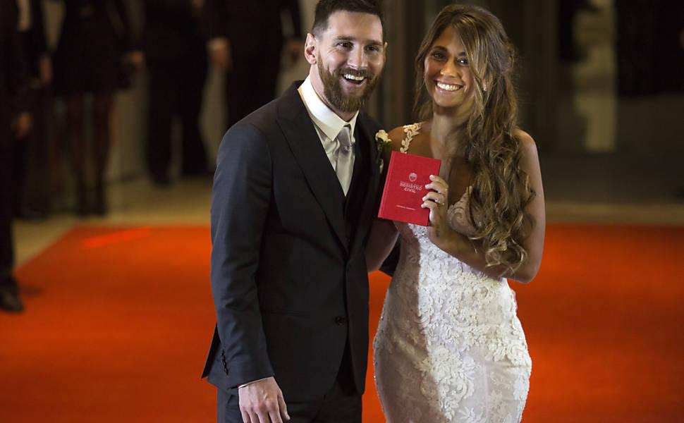 Casamento de Lionel Messi e Antonella Roccuzzo