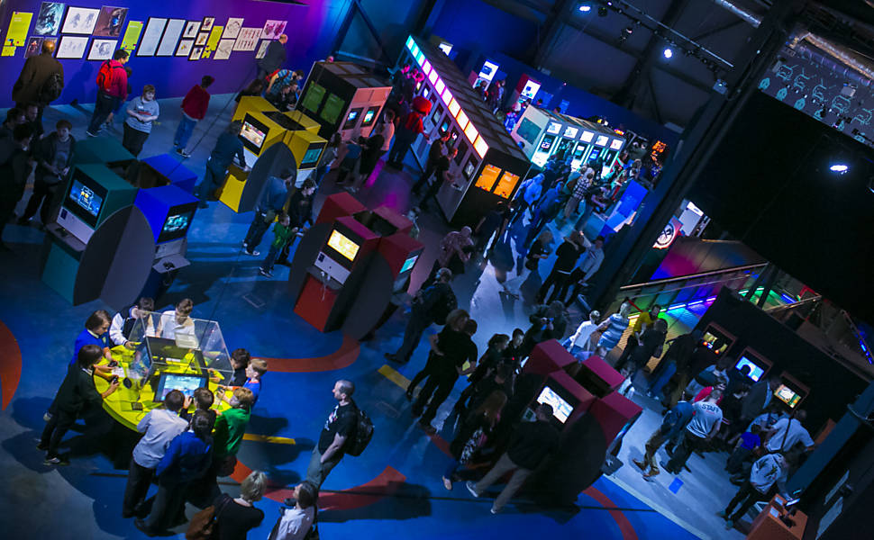 'A Era dos Games'