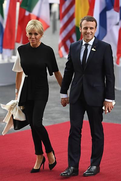 O estilo das primeiras-damas no G20