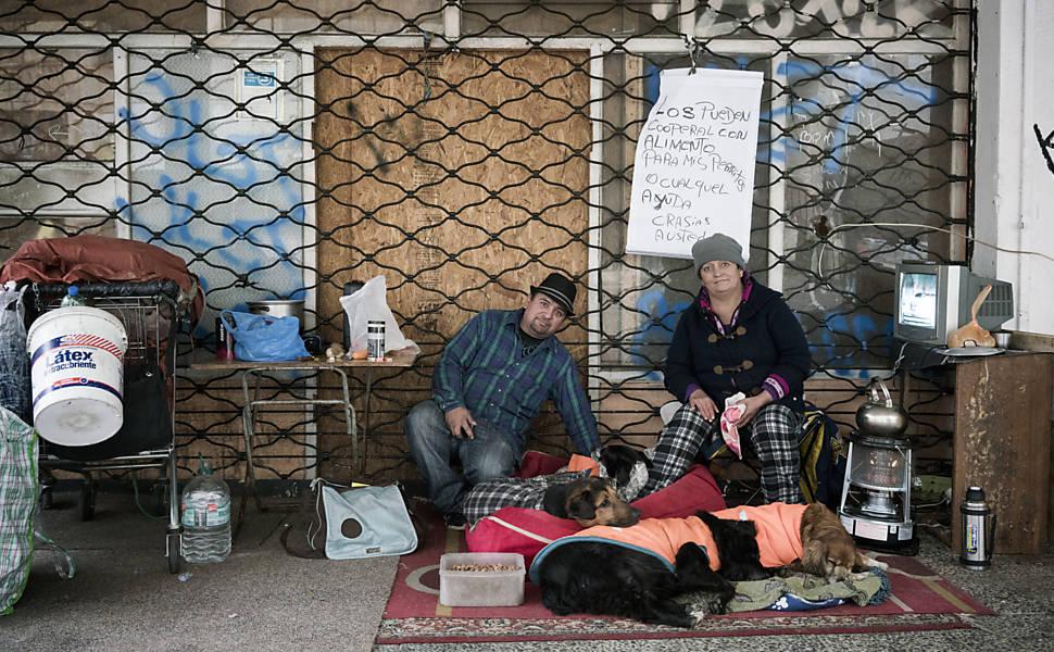 Desigualdade no Chile