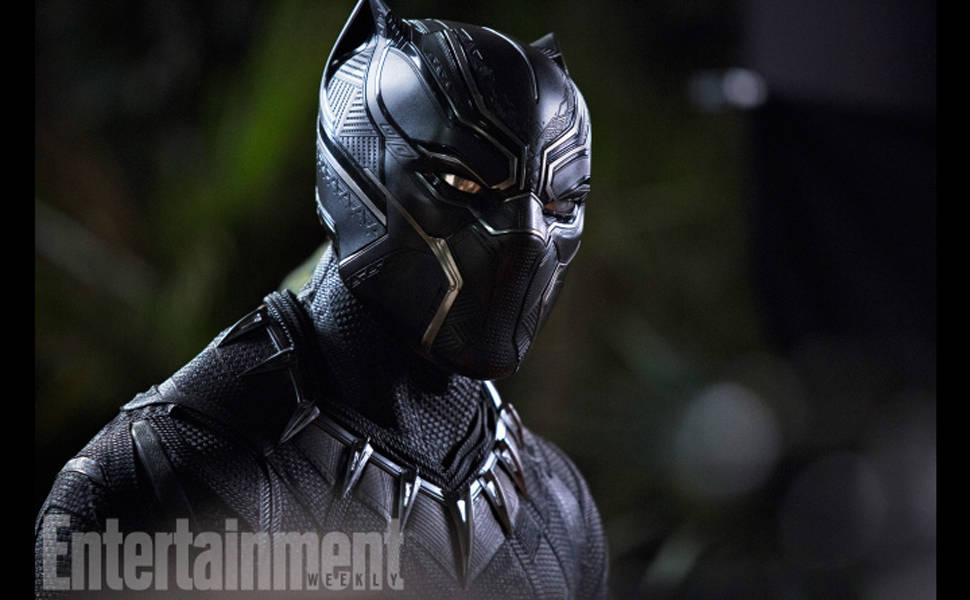 Veja as primeiras imagens do filme 'Pantera Negra'