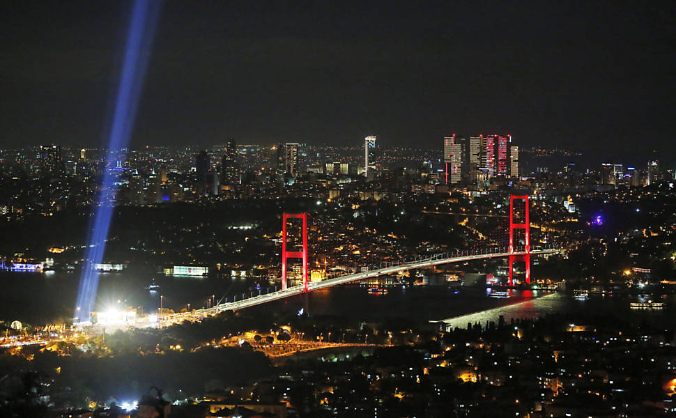 Um ano de tentativa de golpe na Turquia