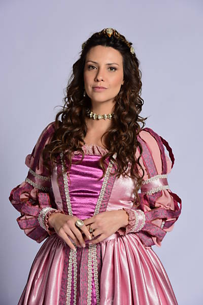 Personagens da novela Belaventura