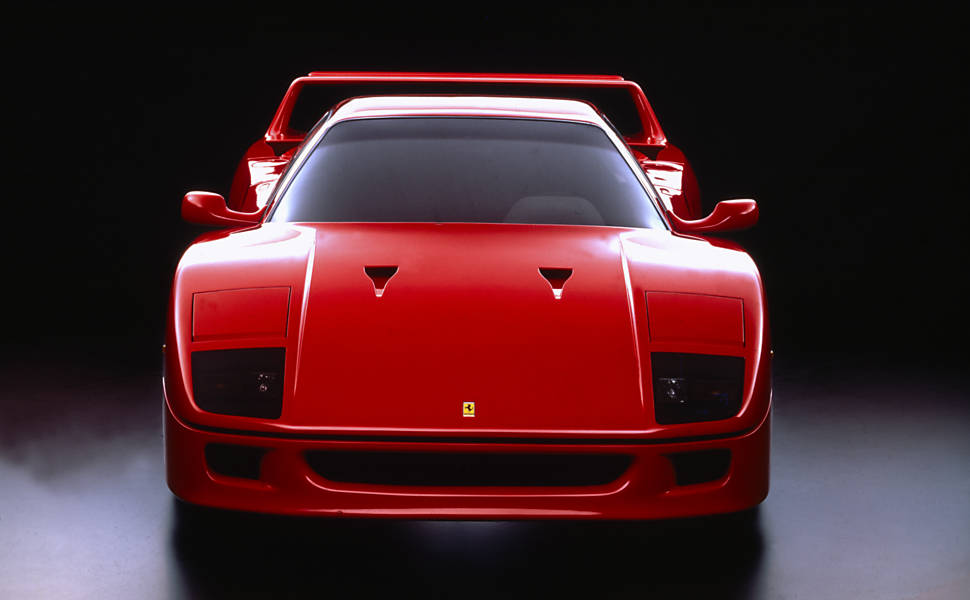 Ferrari F40 - 30 anos