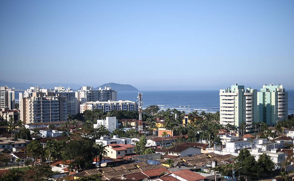 Empreendimentos no litoral de São Paulo