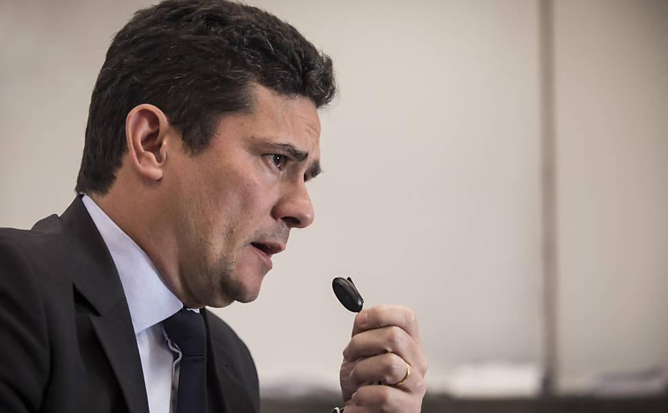 Entrevista com Sergio Moro