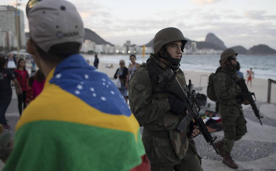 Forças Armadas no Rio