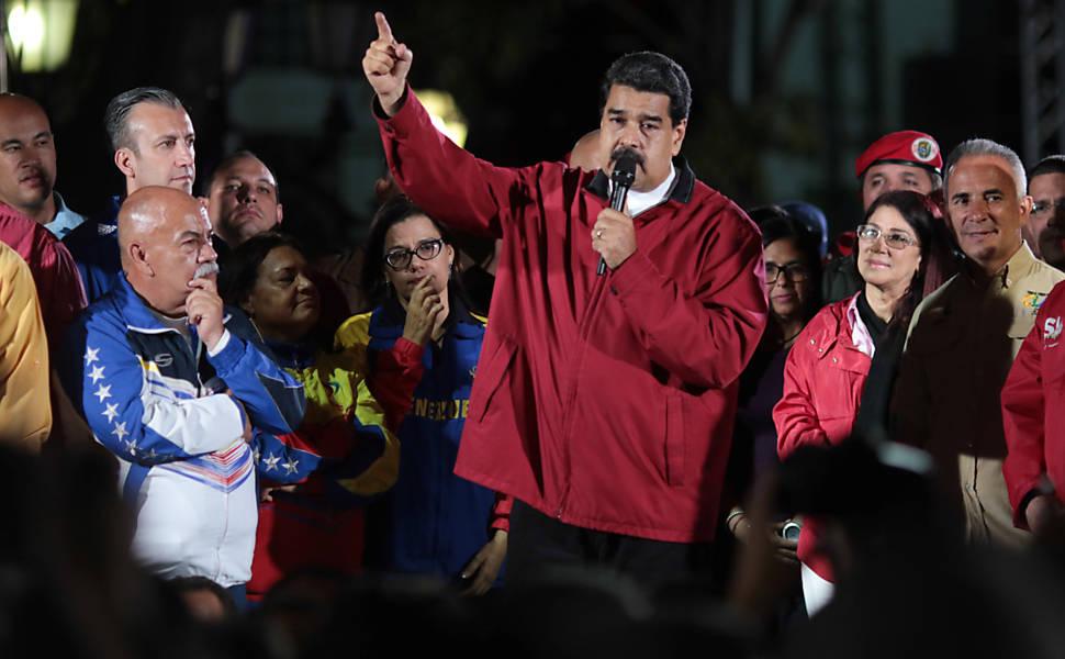 Protestos na Venezuela contra Constituinte