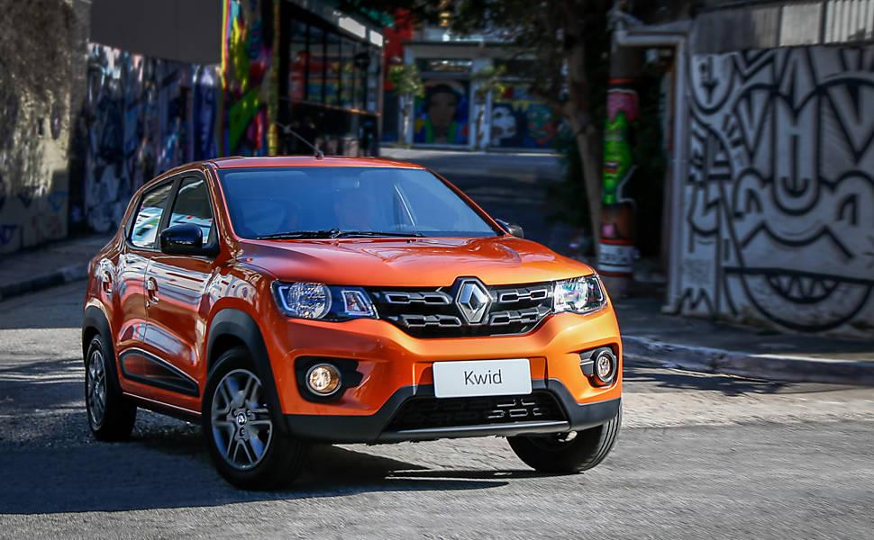 Kwid, lançamento da Renault