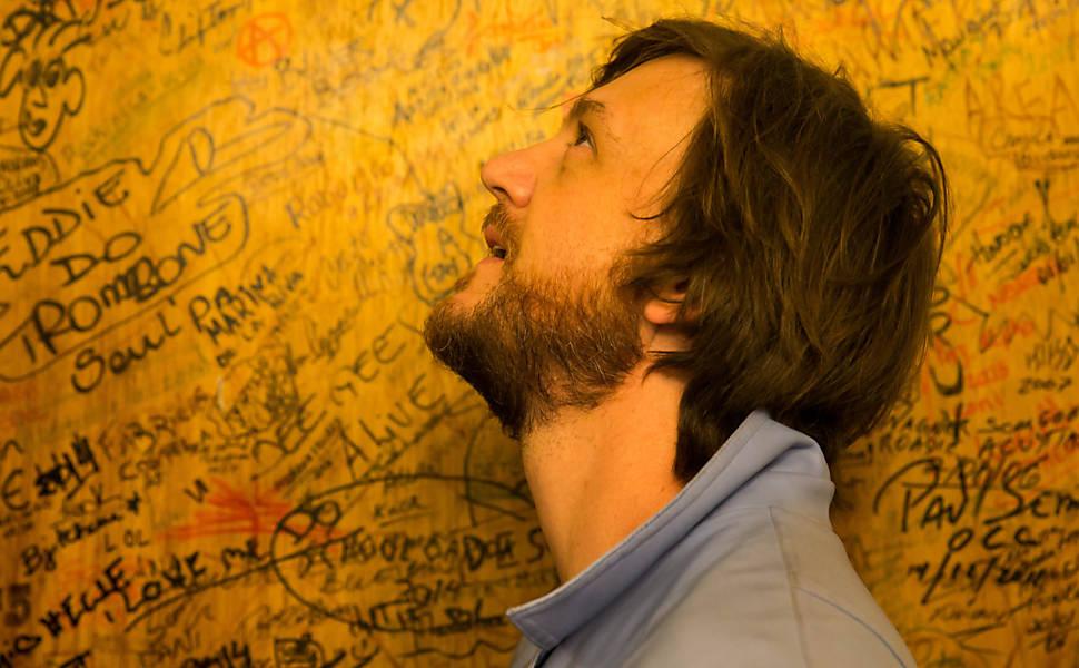 André Frateschi em tributo a David Bowie