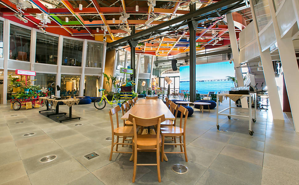 Google inaugura YouTube Space no Rio