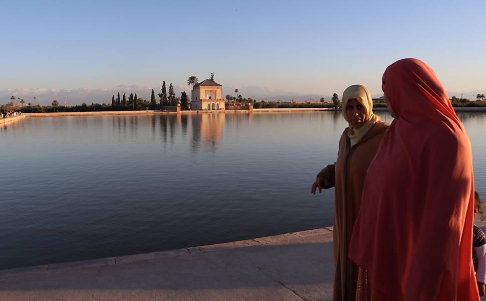 Turismo em Marrakech