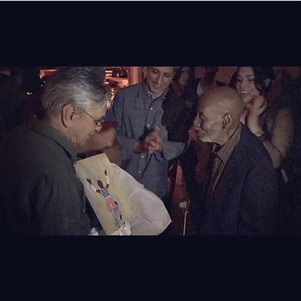 Festa de 75 anos de Caetano Veloso