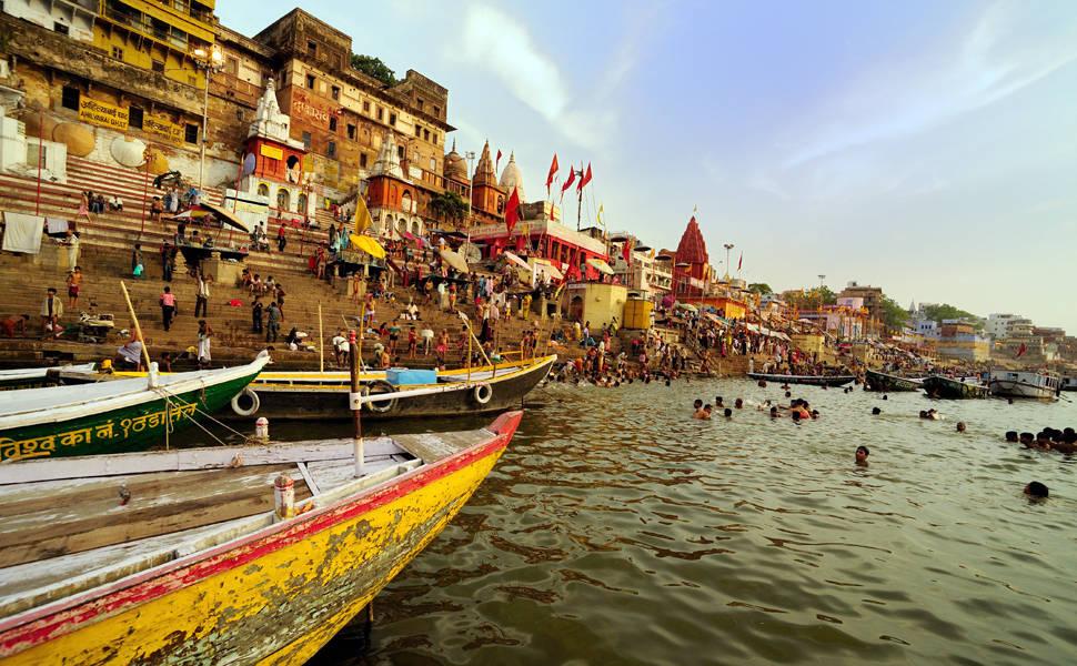 Varanasi, cidade sagrada do hinduísmo