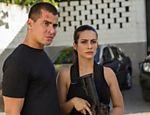 Thiago Martins e Cleo Pires no filme 'Operações Especiais'