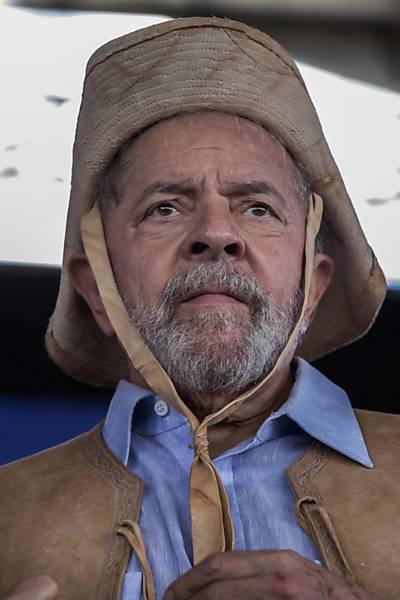 Depoimento à Justiça pode interromper caravana de Lula por MG