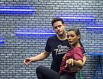 Thiago Pereira e Natália Zanin Lobo