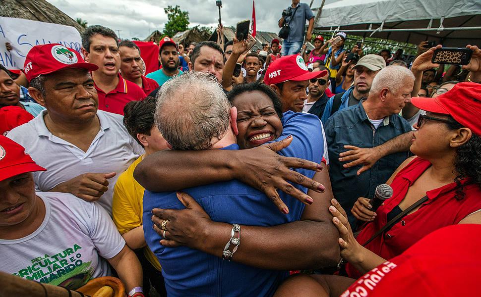 4º dia da carvana Lula - Jandaira