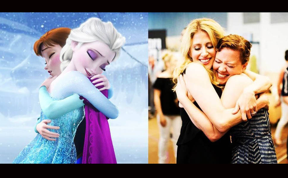 O musical de 'Frozen'