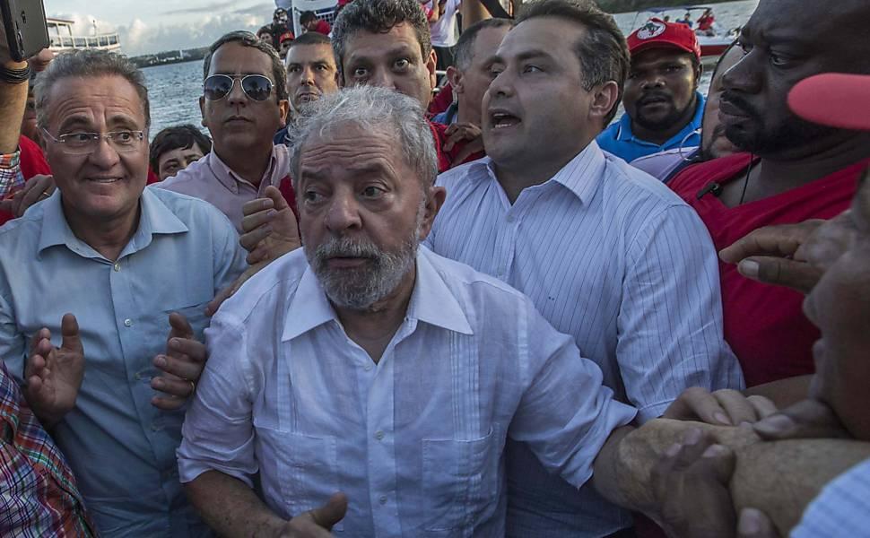 6º dia da Caravana Lula - Alagoas