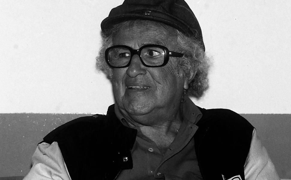 Fotos históricas do apresentador Chacrinha