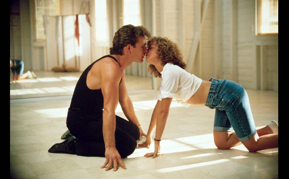 Imagens do filme Dirty Dancing