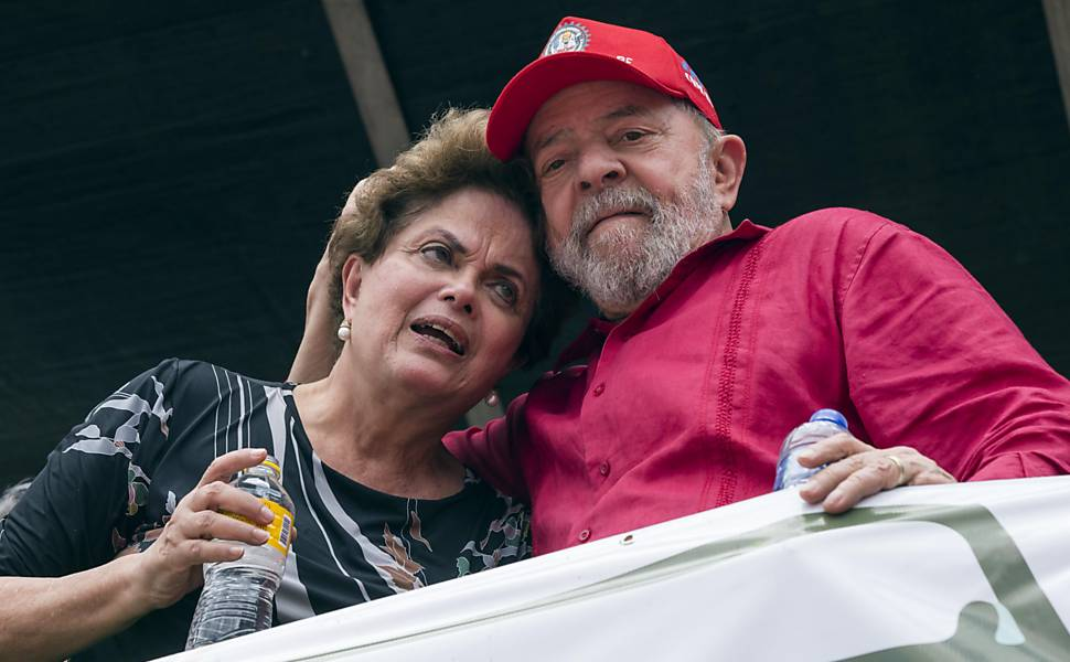 9º dia da Caravana de Lula pelo Brasil - Recife (PE)