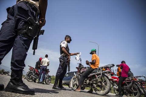 Haiti foi marco, mas não causa da modernização dos militares, diz pesquisador
