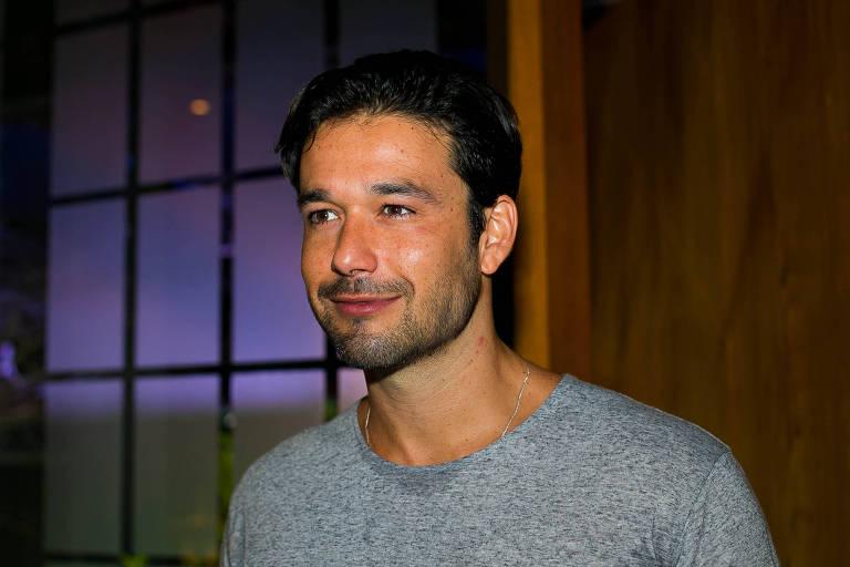 O ator e apresentador Sérgio Marone
