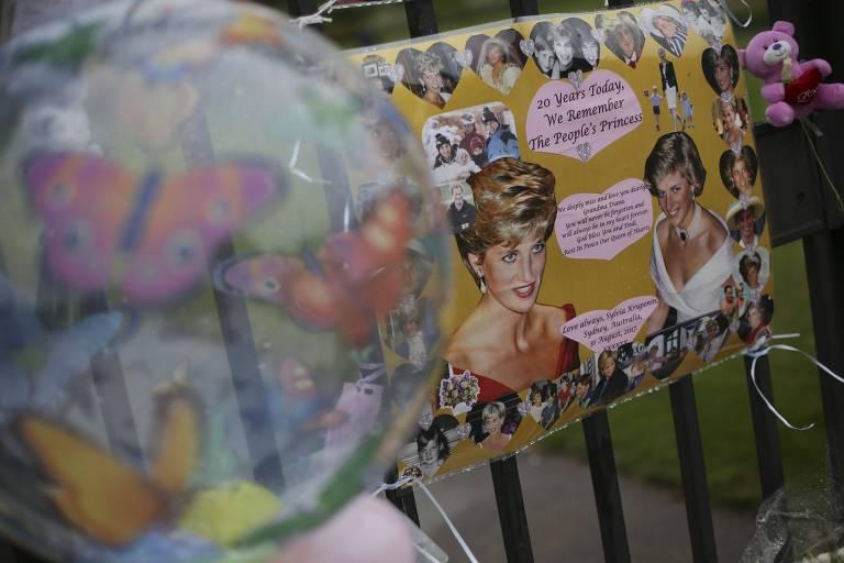 Homenagens à Princesa Diana
