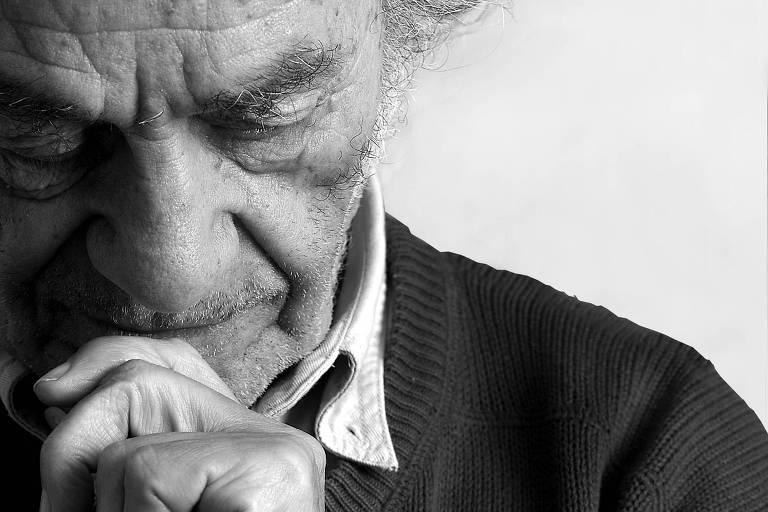 O poeta chileno Nicanor Parra