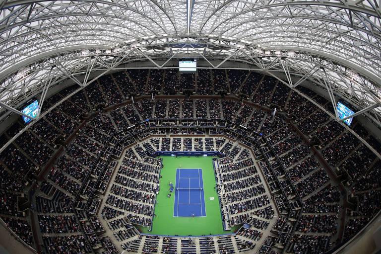 Estádio Arthur Ashe