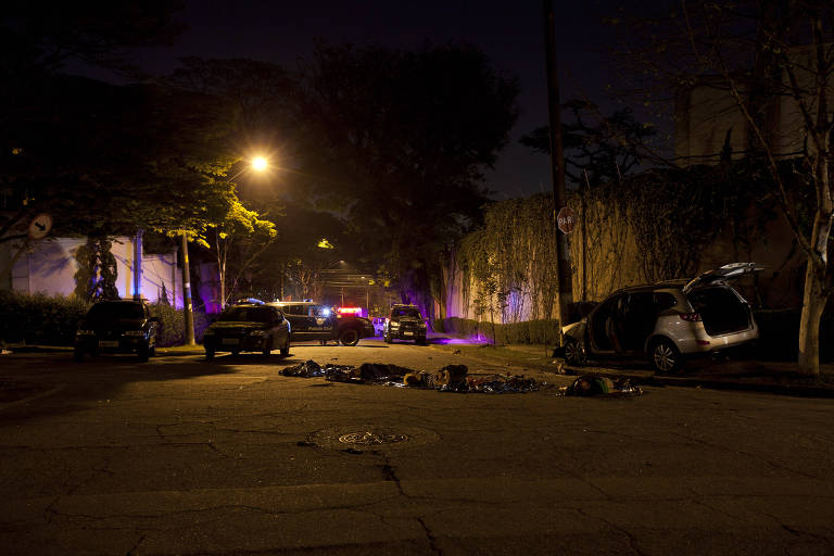 Chacina na zona sul de SP com dez mortes; PM responde por um terço dos homicídios na capital