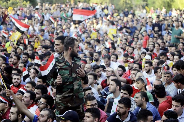 Eliminatórias da Copa 2018 - Síria x Irã