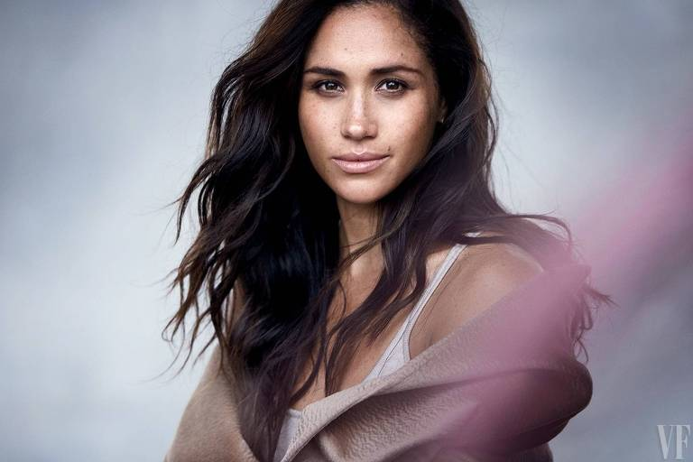 Meghan Markle, atriz norte-americana que se casará com príncipe Harry