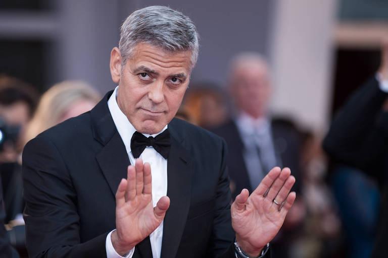 O ator e diretor George Clooney