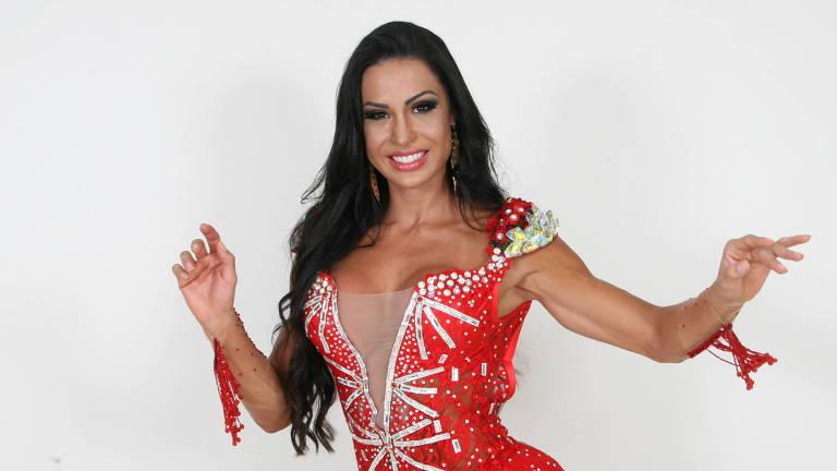 Musa fitness e ex-dançarina, Gracyanne Barbosa quer investir em negócios no exterior