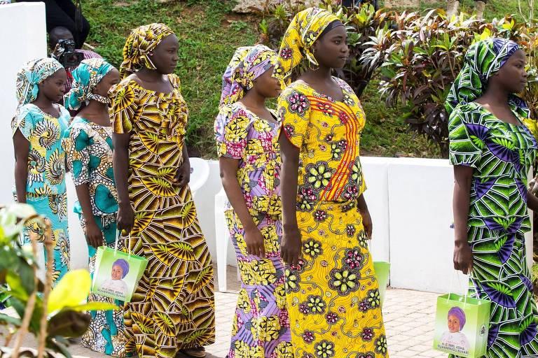 Meninas nigerianas de Chibok inspiram nova super-heroína da Marvel