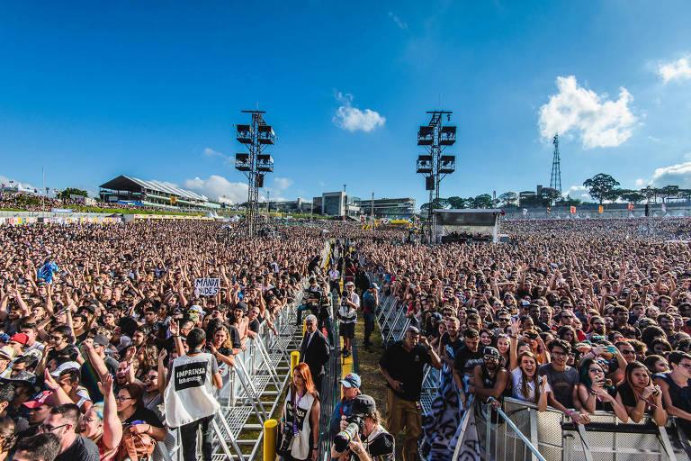 As entradas para o Lollapalooza 2018 começam a ser vendidas na segunda (11)