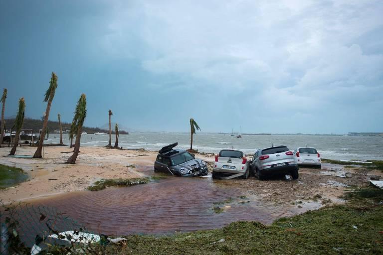 Furac�o Irma