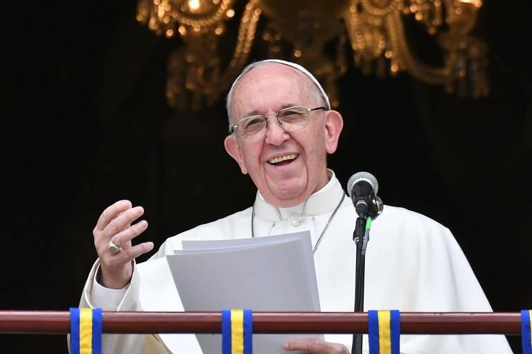 Papa Francisco na Colômbia