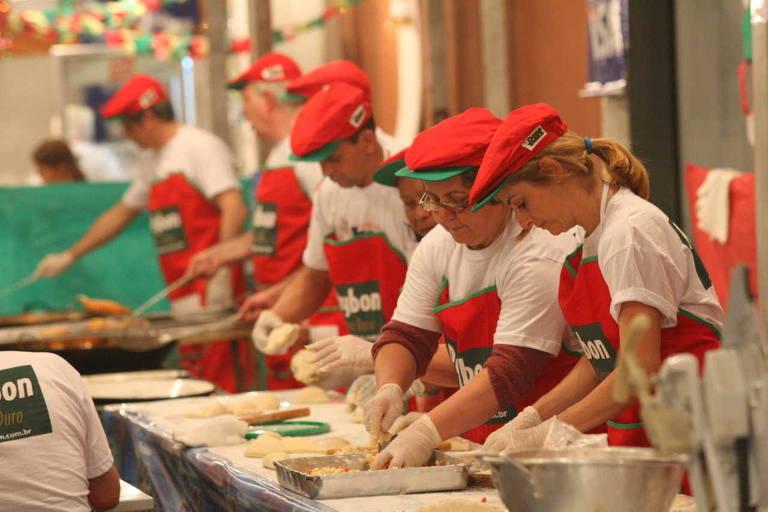 A tradicional festa de San Gennaro começa neste sábado, na Mooca