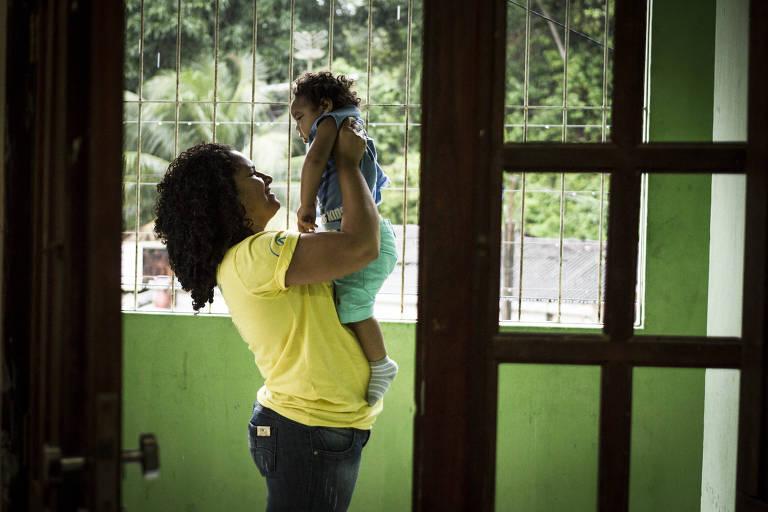 O drama de bebês da geração zika