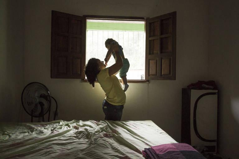 Novo drama de bebê da geração zika