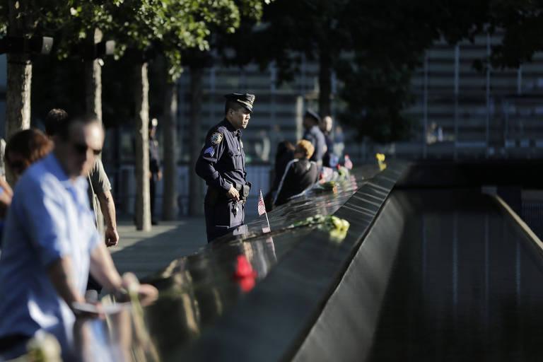 16� Anivers�rio dos atentados de 11 de setembro